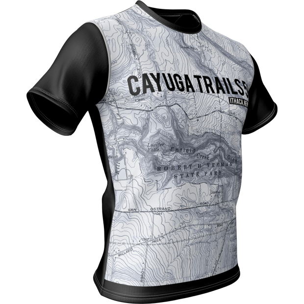 Cayuga Trails 50 + Mens Short Sleeve REC T Elite