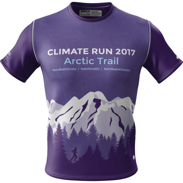 Climate Run Artic Trail Mens SS REC T Elite