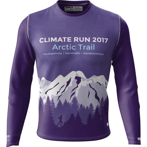 Climate Run Arctic Trail Mens LS REC T Elite