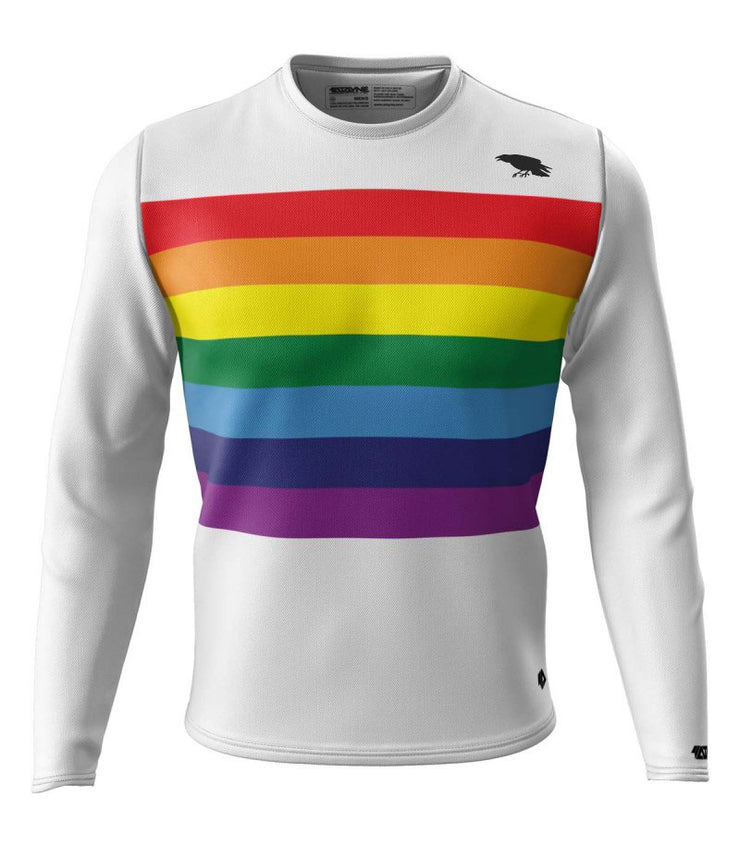 Unity Rainbow + Mens Long Sleeve REC T Elite