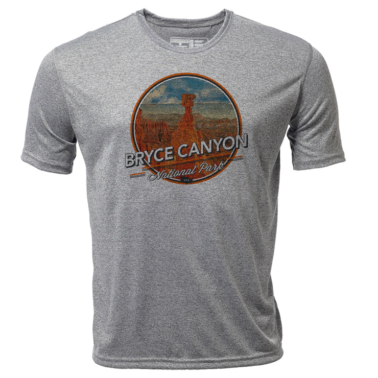 Bryce Canyon + Mens SS Hybrid T