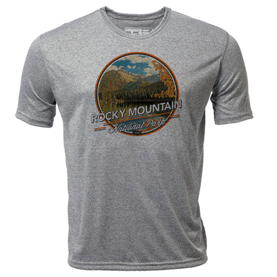 Rocky Mountain + Mens SS Hybrid T