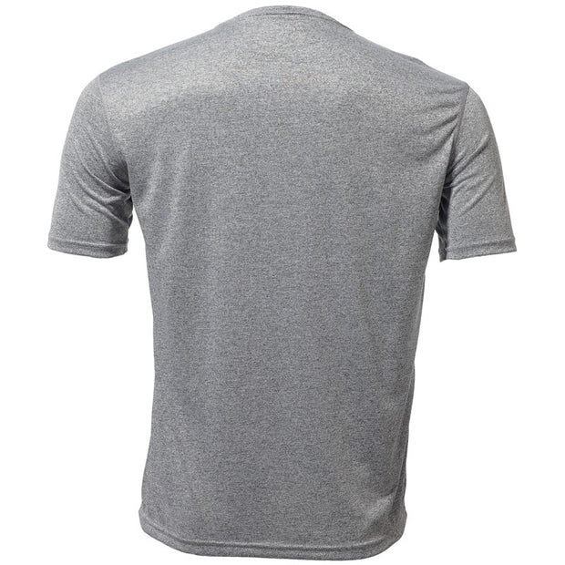 MT3001 Heather Gray Back