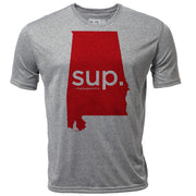 SUP. Alabama + Mens SS Hybrid T