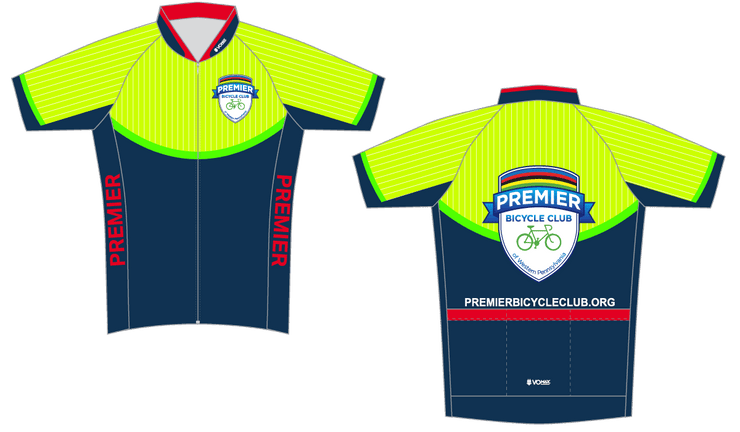 Elite Premier Bicycle Club Cycling Jersey