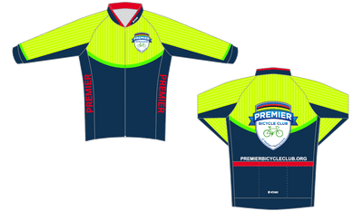 CLUB CUT Premier Bicycle Club Long Sleeve 2019 Cycling Jersey