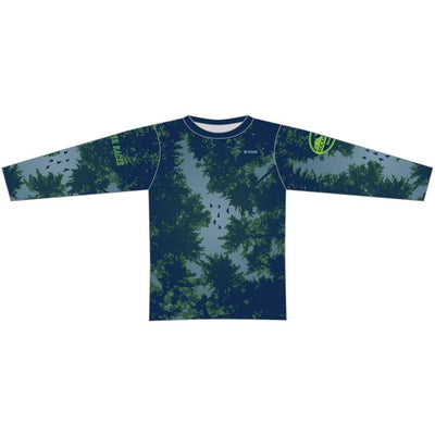 Lookin' Up Long Sleeve Tech Running Tee