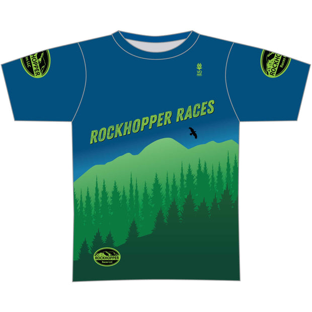 Mens Raven Rockhopper Tech Tee