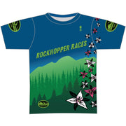 Ladies Trillium Rockhopper Races Tech Tee