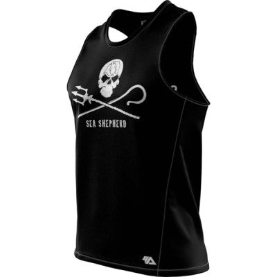 Sea Shepherd + Mens Grind Singlet