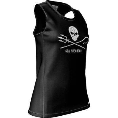 Sea Shepherd + Womens Grind Singlet