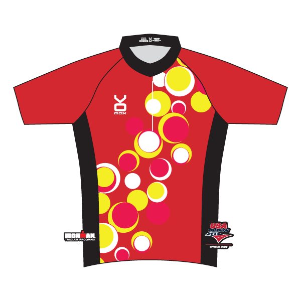 Team enVision Women's Short Sleeve Race Jersey