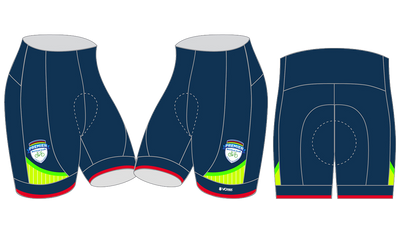 CLUB CUT Premier Bicycle Club Cycling Shorts