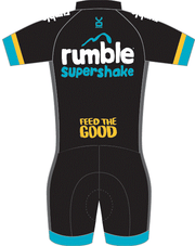 Rumble Short Sleeve Super Skinsuit