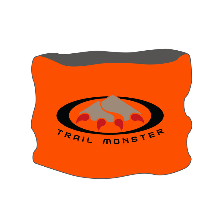 Trail Monster Neck Gaiter - Blaze Orange