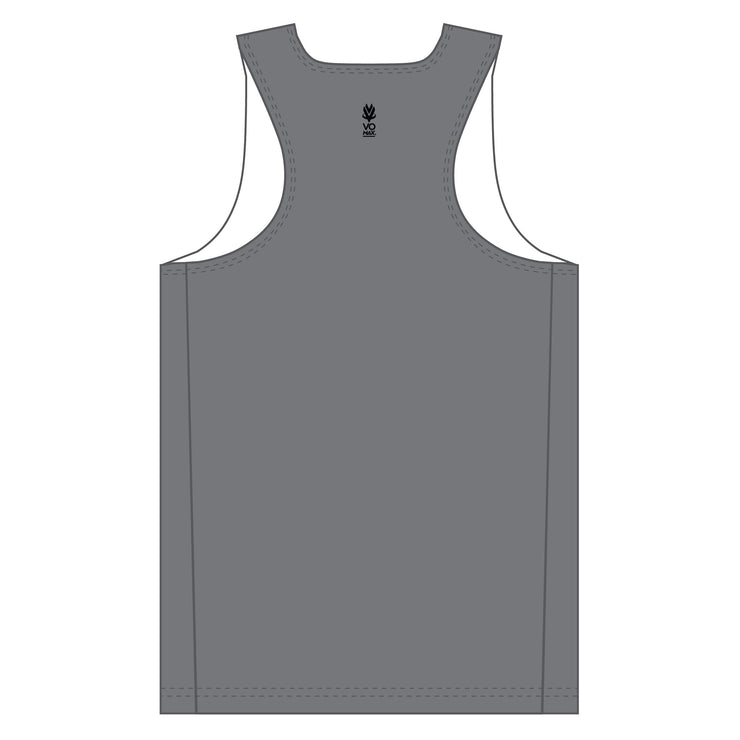 Trail Monster Singlet - Gray