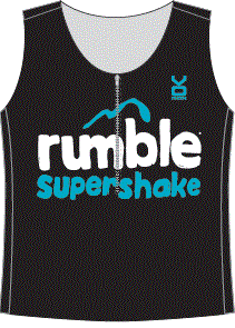 Rumble Triathlon Top- Mens