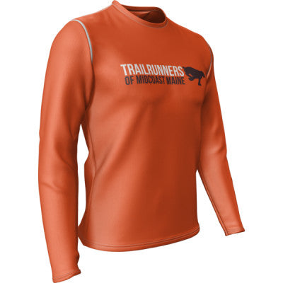 Trail Runners of Midcoast Maine + Mens Long Sleeve REC T Elite