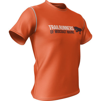 Trail Runners of Midcoast Maine + Mens Short Sleeve REC T Elite