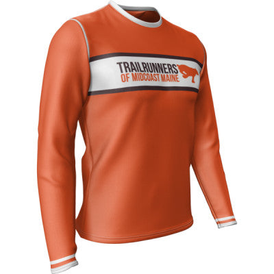 TRMCM Ringer + Mens Long Sleeve REC T Elite
