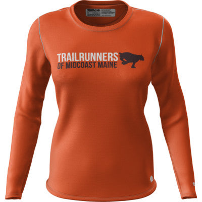 Trail Runners of Midcoast Maine + Womens Long Sleeve REC T Elite