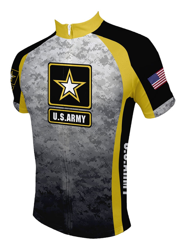 US Army Camo Cycling Jersey