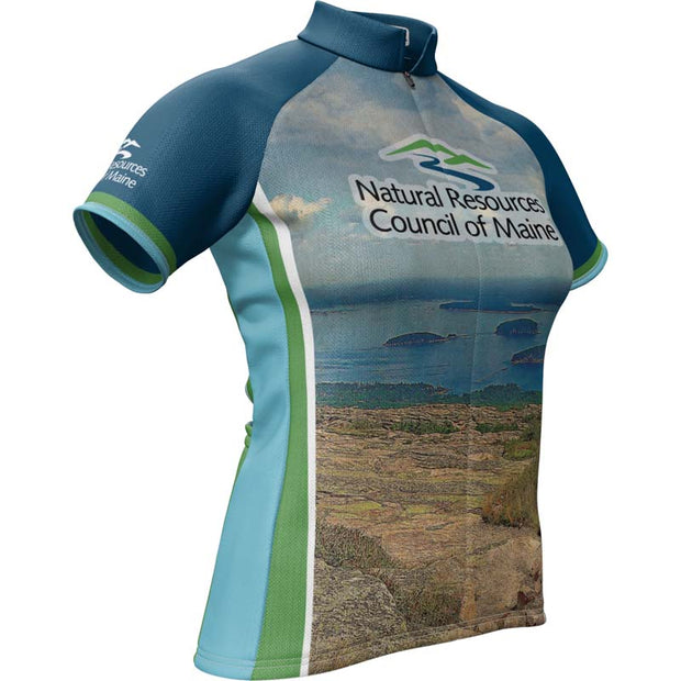 NRCM + Womens REC Cycling Jersey