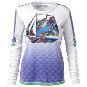 Old Port Half Marathon + Womens Long Sleeve REC T Elite