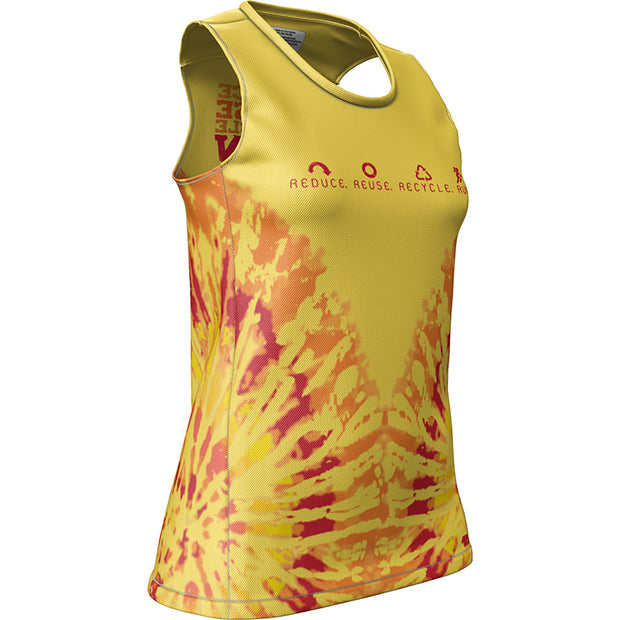 Reduce Reuse Recycle Run + Womens REC Singlet Elite