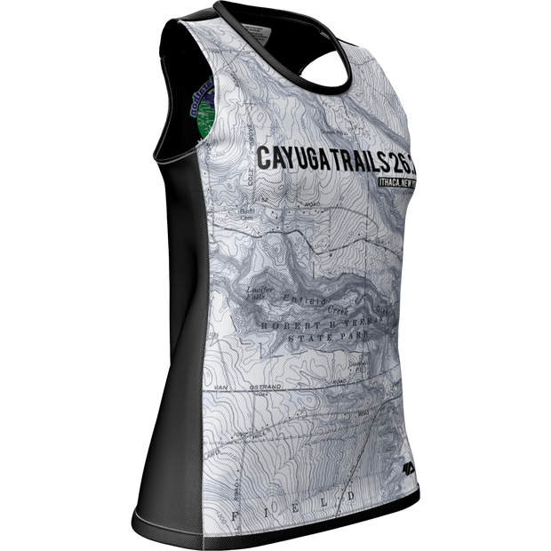 Cayuga Trails 26.2 + Mens Grind Singlet