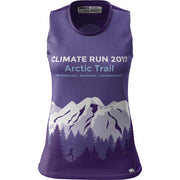 Climate Run Arctic Trail Womens REC Singlet Elite