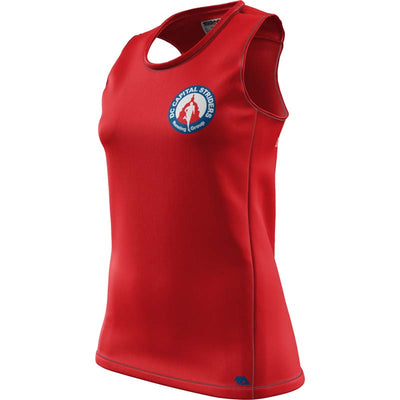 DC Capital Striders + Womens Grind Singlet