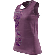 Run Hard Tread Lightly + Womens REC Singlet Elite