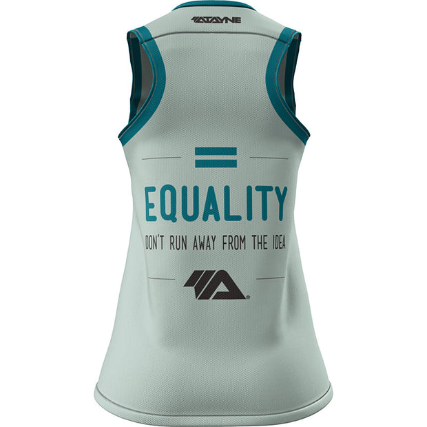 I Run Straight But Not Narrow + Womens REC Singlet Elite