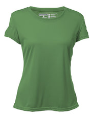 Womens Short Sleeve REC T Scoop Neck