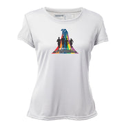 I Run Straight But Not Narrow v2 + Womens Short Sleeve REC T