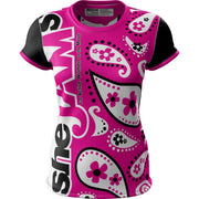 SheJAMs + Womens Short Sleeve REC T Elite