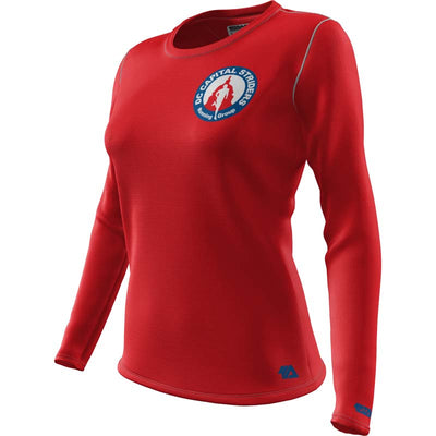 DC Capital Striders + Womens Long Sleeve REC T Elite
