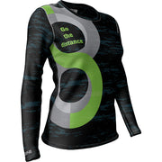 Womens Long Sleeve REC T Elite Scoop Neck