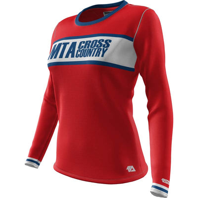MTA Cross Country Ringer Ringer + Womens Long Sleeve REC T Elite