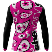 SheJAMs + Womens Long Sleeve REC T Elite