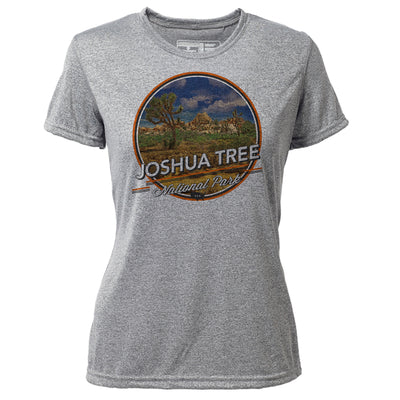 Joshua Tree + Womens SS Hybrid T