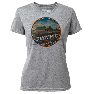 Olympic + Womens SS Hybrid T