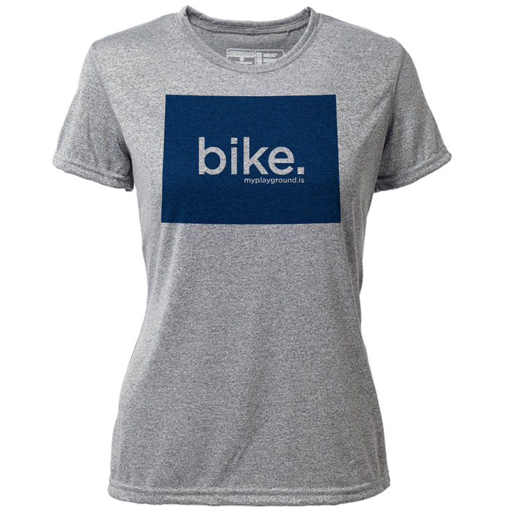 bike. Colorado + Womens SS Hybrid T