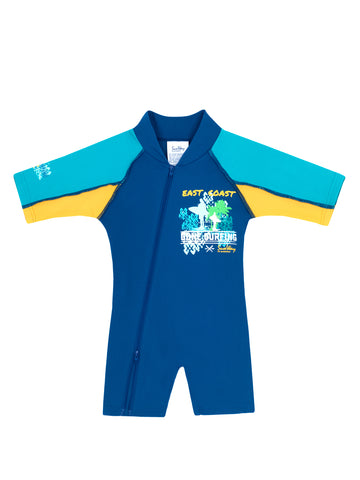 babies swimwear, one piece swimsuit, UV protection