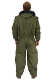 Man,Women NIKO Canvas IDF Snowsuit Winter clothing Ski Snow suit One piece