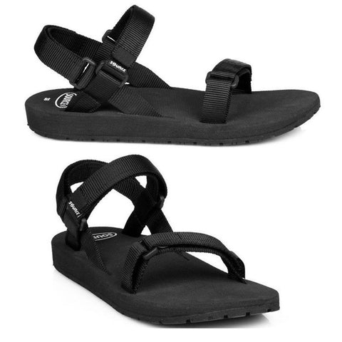 Source black Classic  Sandals