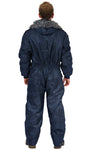 HAGOR Navy Blue IDF Snowsuit ,Ski Suit