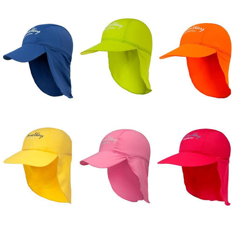 SunWay Baby Kids Girls Boys UV Legionnaire Hat UPF50+