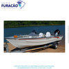 BARCO DE ALUMÍNIO METALGLASS SAVAGE 5513 DOUBLE FISHING